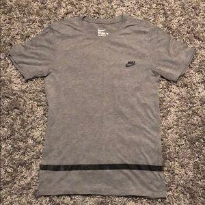 Men's Grey Nike T-shirt